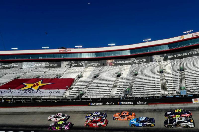 NASCAR paved the way