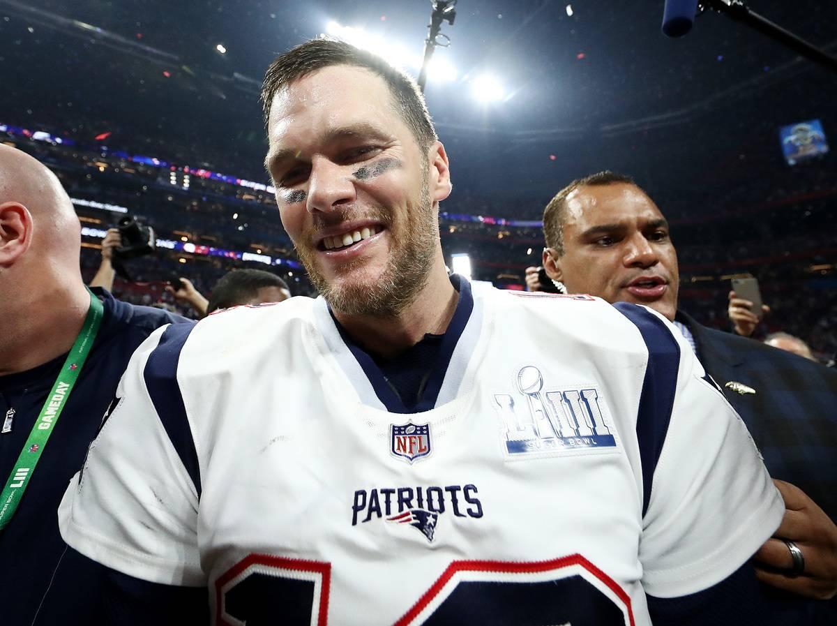Super Bowl LIII and tom brady