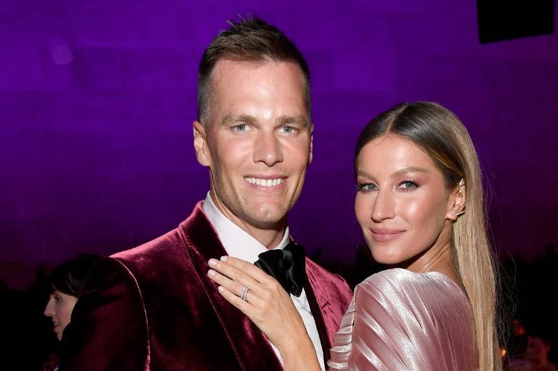 Tom Brady And Gisele Bündchen -- Married Since 2009