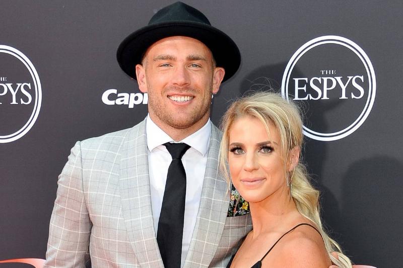 Zach Ertz And Julie Ertz -- Married Since 2017