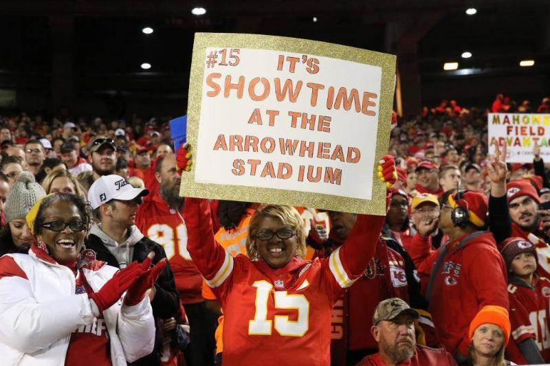 BEST - Arrowhead Stadium (Chiefs)