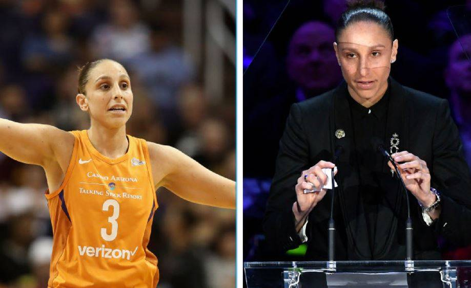 Picture of Diana Taurasi