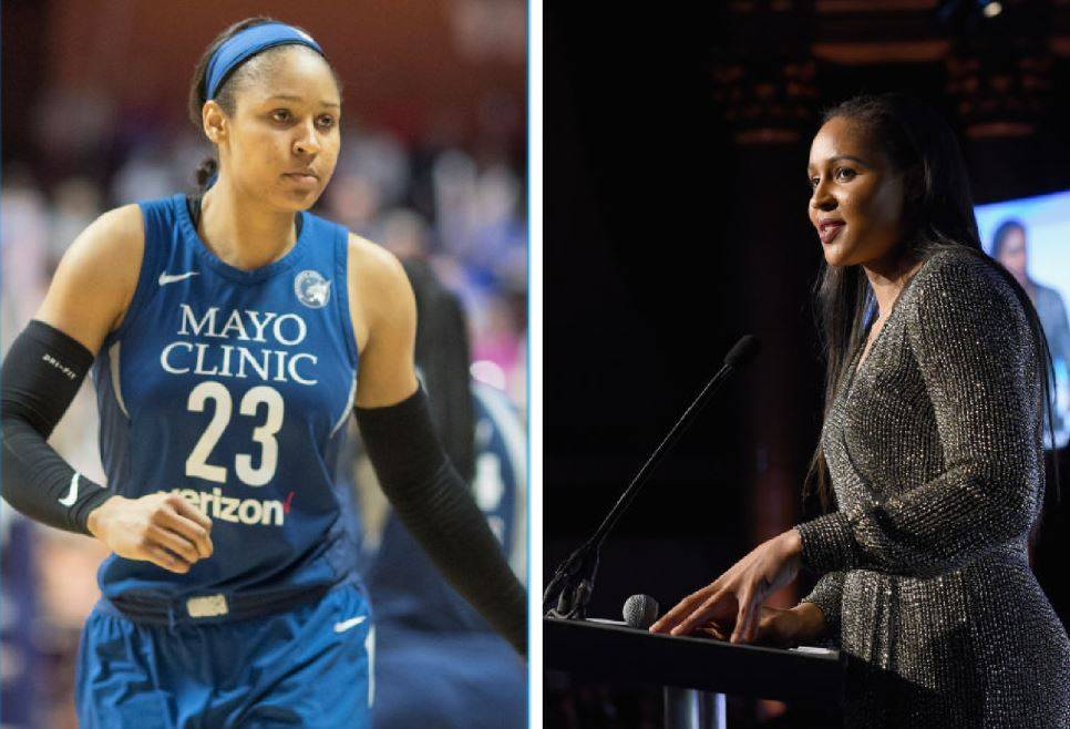 Picture of Maya Moore