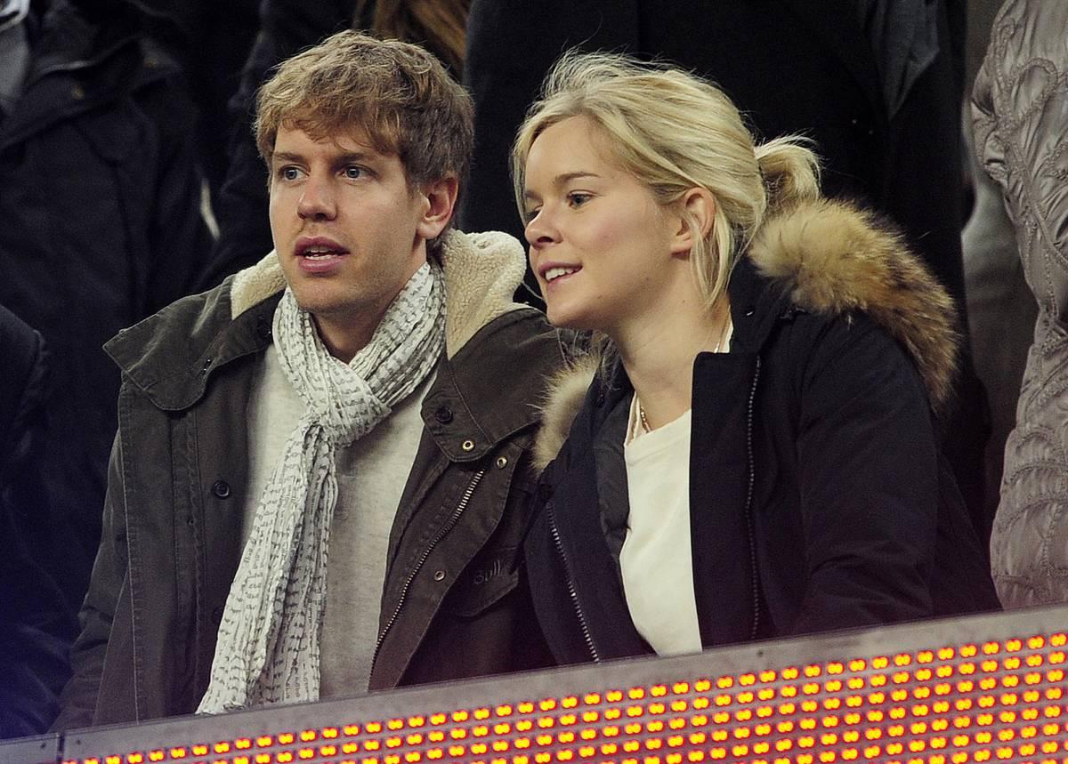 Sebastian Vettel Married Hanna Prater In 2019