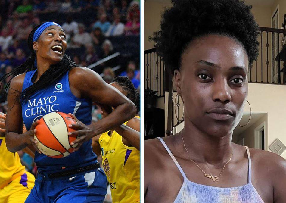 Picture of Sylvia Fowles