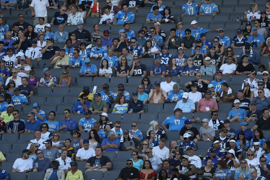 WORST - Dignity Health Sports Park (Chargers)