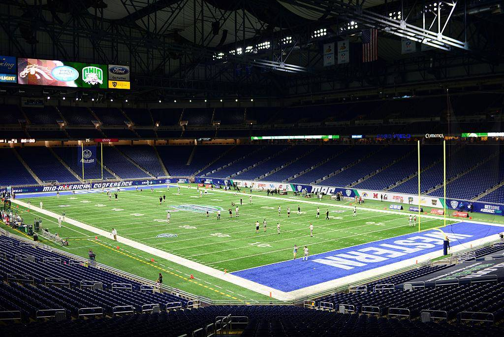 WORST - Ford Field (Lions)