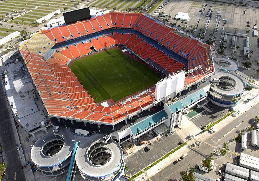 WORST - Hard Rock Stadium (Dolphins)