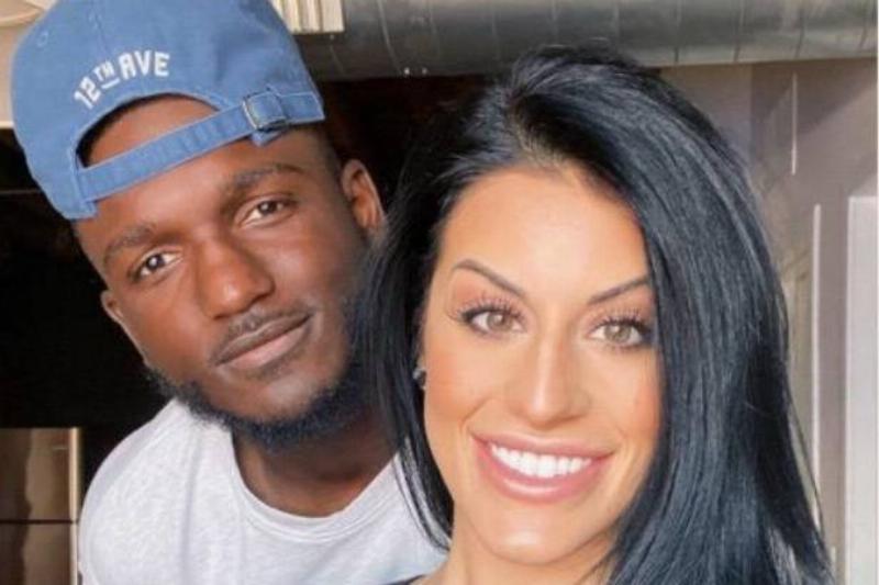 chris godwin and his wife