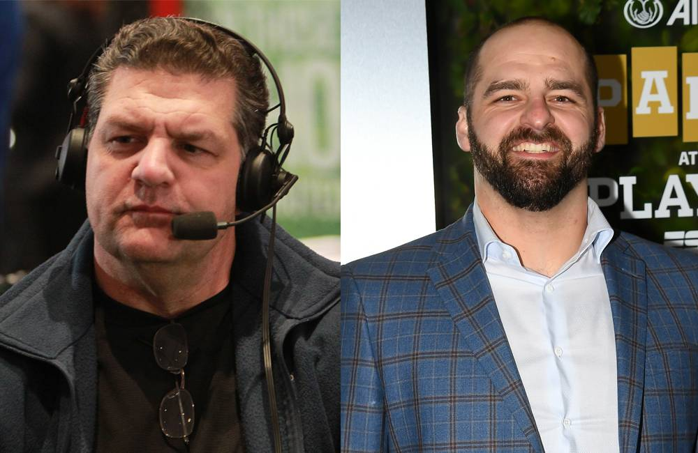 mike and mike golic