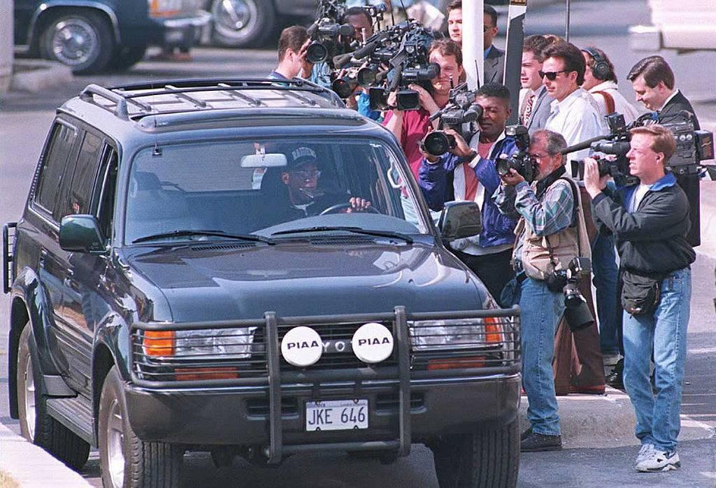 Michael Jordan Toyota