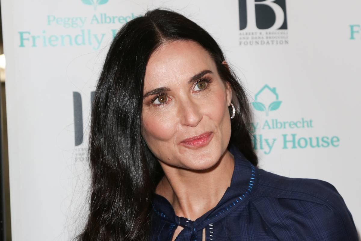 demi moore in 2019