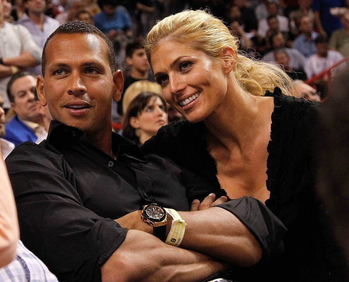 torrie wilson and alex rodriguez