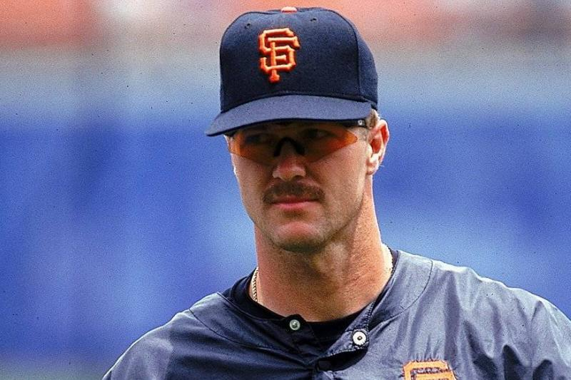 Jeff Kent of the san francisco giants