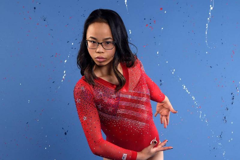 Morgan Hurd, A Gymnast From The USA