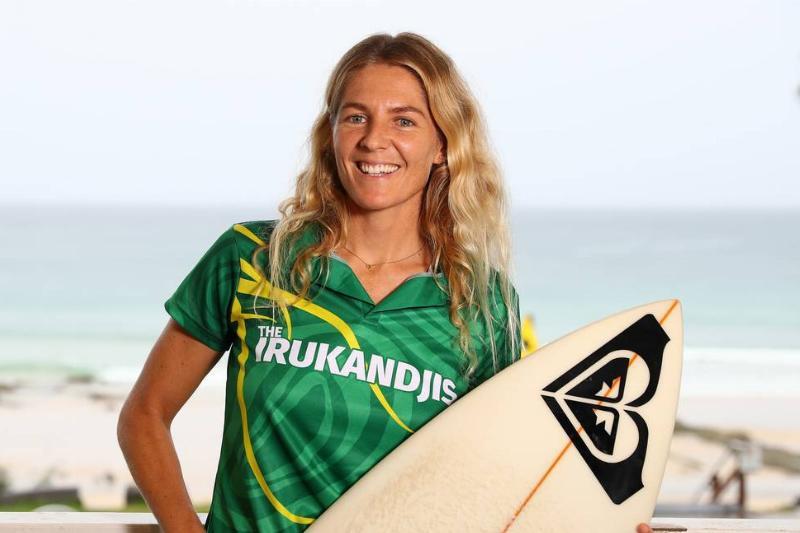 Stephanie Gilmore, A Surfer From Australia