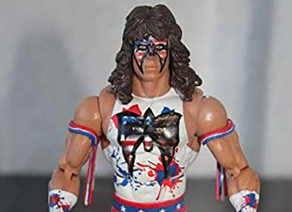 Picture of action figure