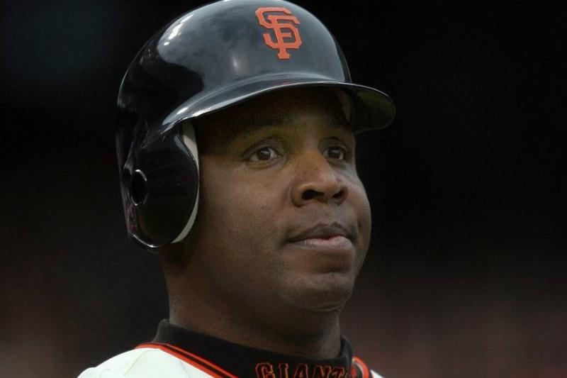 barry bonds of of the sf giants