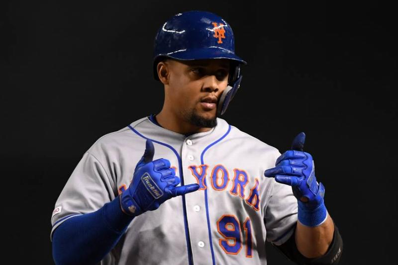 carlos gomez of the new york mets