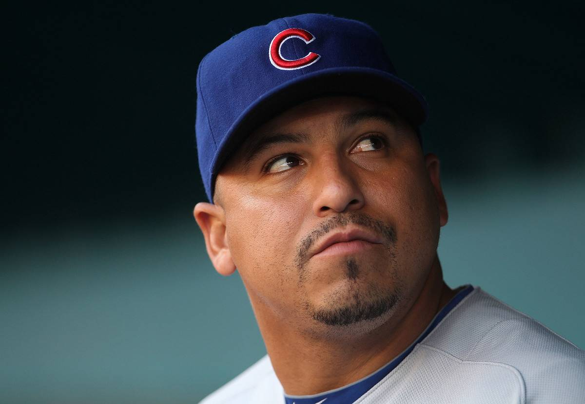 carlos zambrano of the cubs