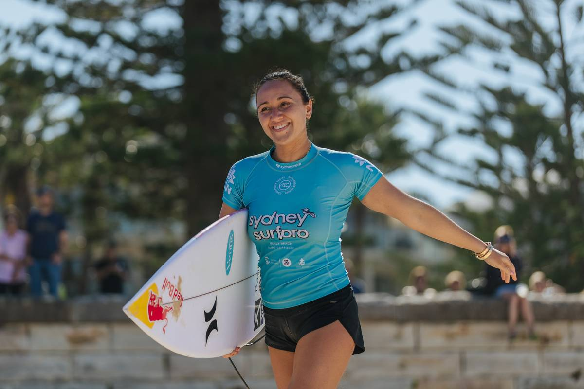 Sydney Surf Pro 2020