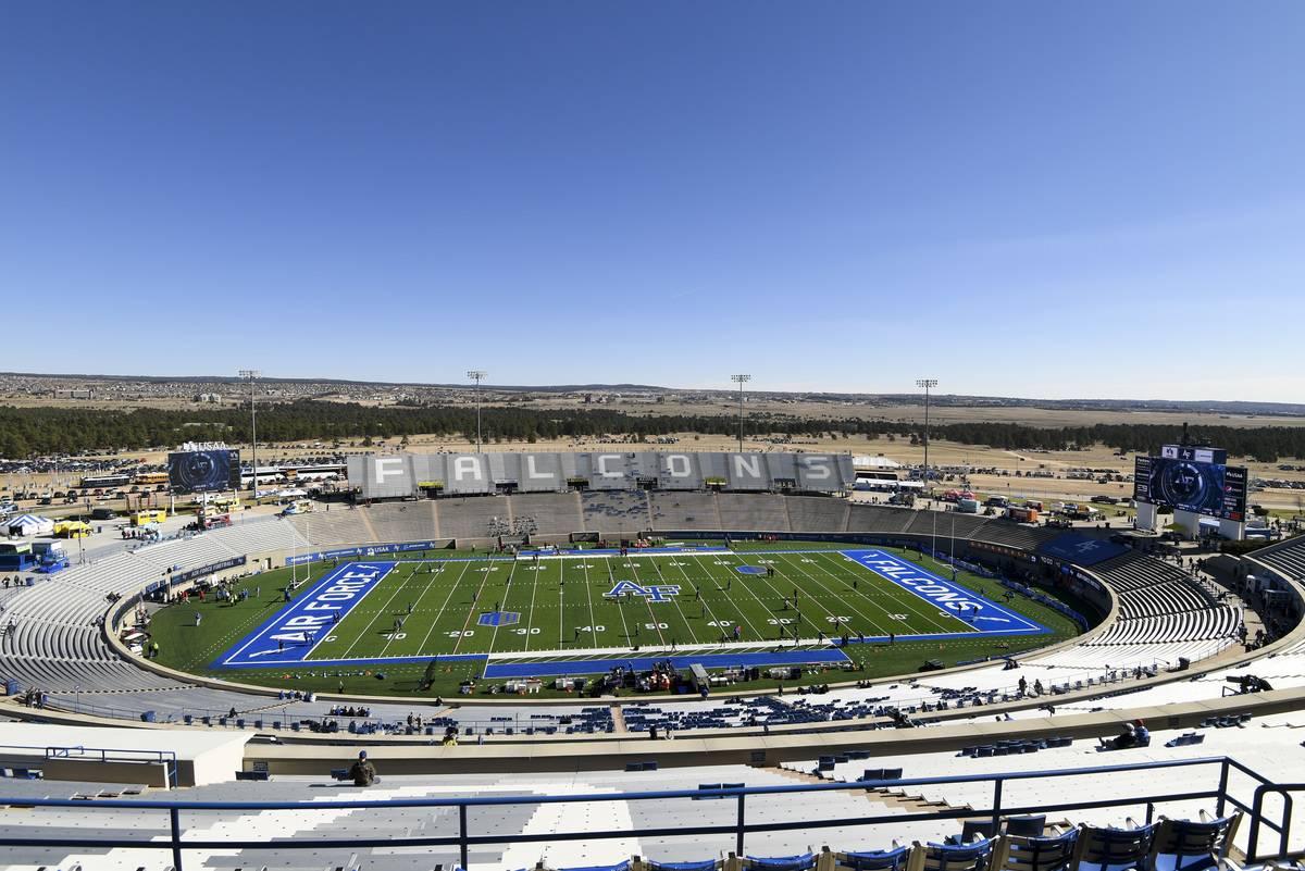Air Force's Falcon Stadium