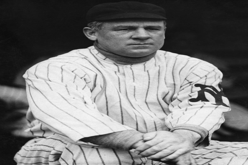 New York Giants manager john mcgraw