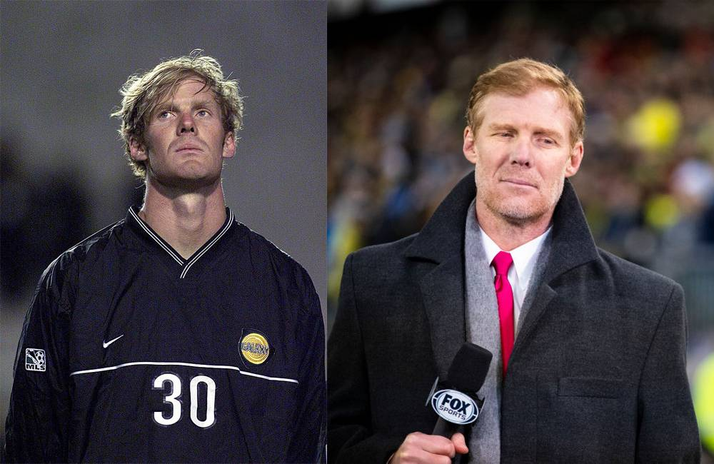 alexi lalas young and old
