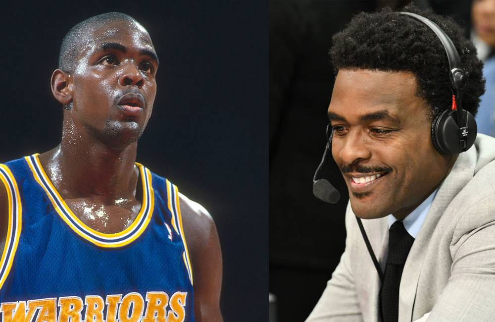 chris webber young and old