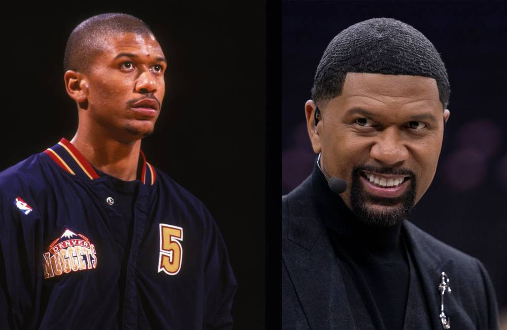 jalen rose young and old