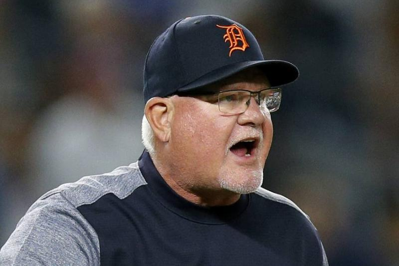 ron gardenhire with the detroit tigers